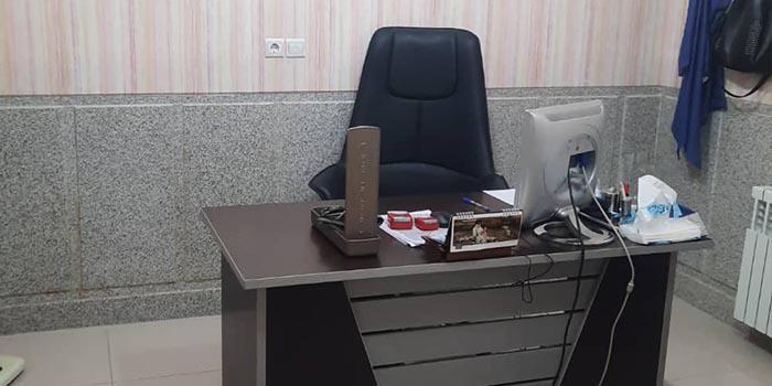 دکتر فاطمه قربانی متخصص داخلی و غدد در نجف آباد